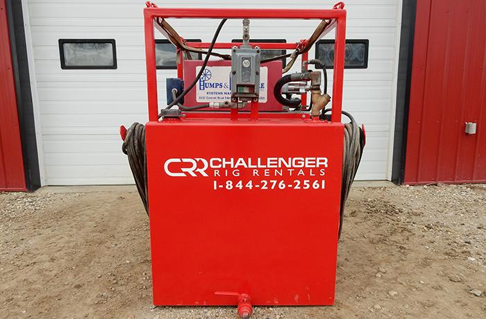 Drilling Equipment Challenger Rig Rentals